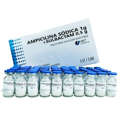 Sultamicilina Ampicilina + Sulbactam 1g-0.5g i.v./i.m