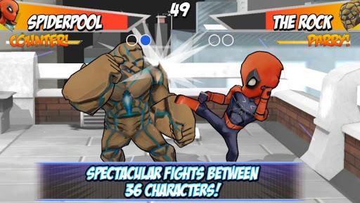 超级英雄2战斗游戏