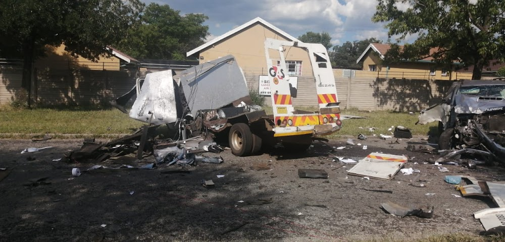 Guards wounded as Gauteng hit by three more cash-in-transit heists - SowetanLIVE