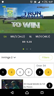 Cricingif Live Cricket Scores- screenshot thumbnail