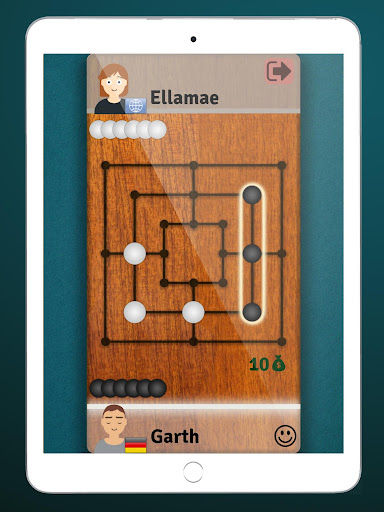 Mills | Nine Men's Morris - Free online board game screenshots 19