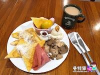 咕咕雞 早午餐