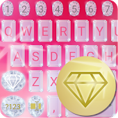 ai.keyboard Diamond theme