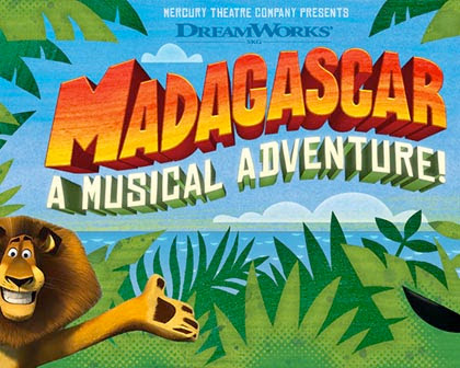 Madagascar: A Musical Adventure!