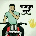 Royal Rajputana Hindi Status Icon