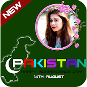 Pakistan Photo Editor - Independence Day Frames Android APK Download Free By Rose Quartz Apps