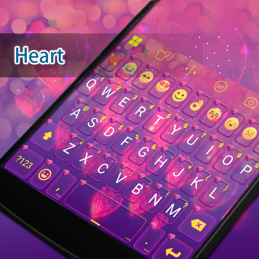 Love Keyboard Theme -Funny Gif 遊戲 App LOGO-硬是要APP