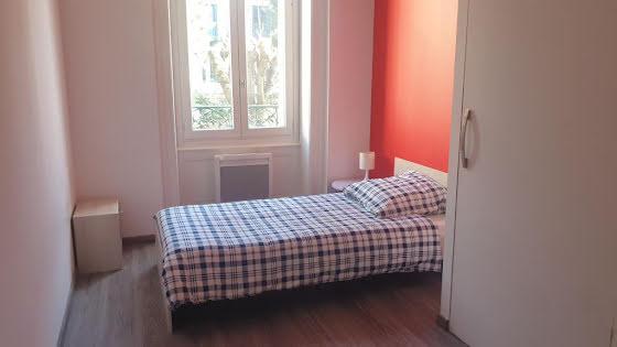Location appartement meublé 5 pièces 90 m2