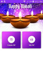 Diwali Gif Maker 2017 - náhled
