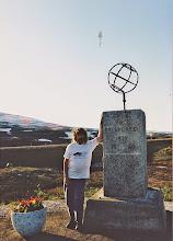 Photo: The Arctic Circle, Norway