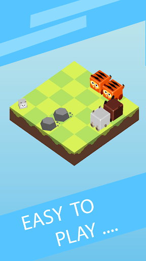 Kubi World Animal Pusher screenshot 4