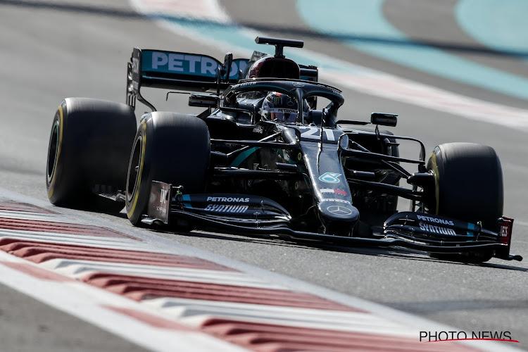 Ook Vandoorne bewijst zijn waarde: Belg perst er in de Mercedes het snelste rondje uit