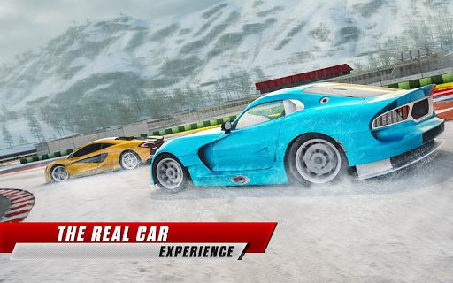 Snow Driving Car Racer Track Simulator 1.02 screenshots 2