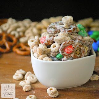 Life Cereal Snack Mix Recipes.