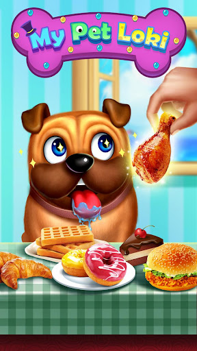 ud83dudc36ud83dudc36My Pet Loki - Virtual Dog screenshots 6