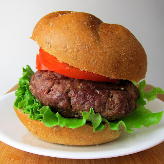 Venison Burgers With Bread Crumbs Recipes