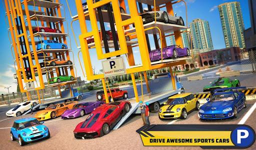 Multi Car Parking Mania: Smart Crane Driving Games 1.1 screenshots 11