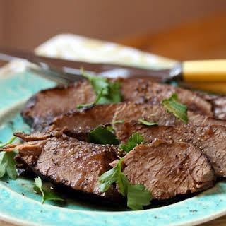 Grandma's Beef Brisket.