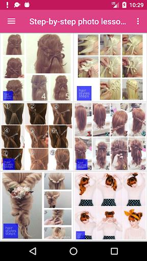 Hairstyles  screenshots 3