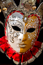 Photo: Venician Mask -Carneval