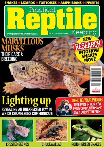 Practical Reptile Keeping Magazine for PC