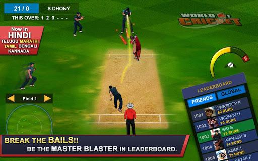 World of Cricket : World Cup 2019 9.6 screenshots 14