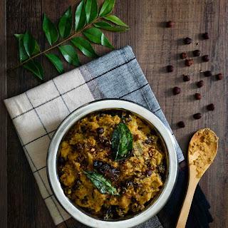 Kootu Curry.