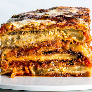 Eggplant Parmesan Roasted Red Pepper Recipes