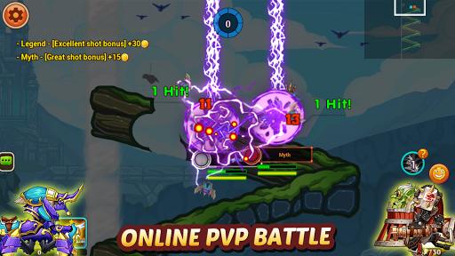 Clash of Legends: Online Shooting Heroes apkmr screenshots 3