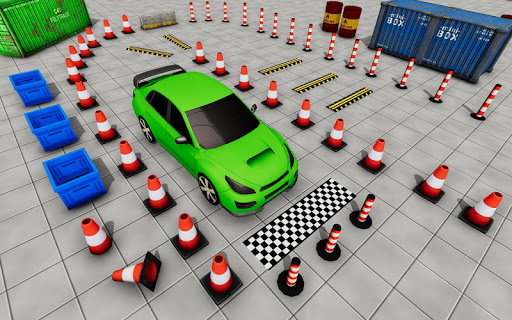 Télécharger Modern Car Parking Game 3d: Real Driving Car Games  APK MOD (Astuce) screenshots 1