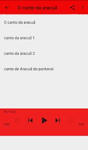Canto De Pava De Monte - náhled