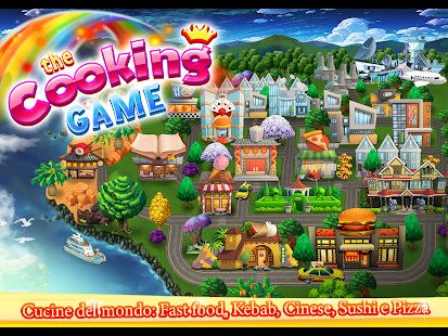 Il gioco della cucina ristoranti di gestione app - Il gioco della cucina ...