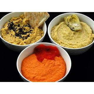 Hummus … 3 Ways