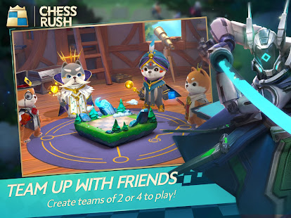 Game Chess Rush APK for Windows Phone