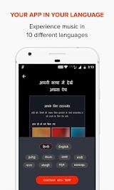 Gaana Music - Hindi Tamil Telugu MP3 Songs Online Apk Download Free for PC, smart TV