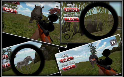 Animals-Hunting-Quest