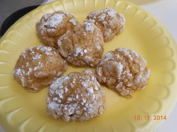 Granny Dee's Pumpkin Cookies