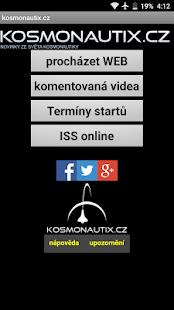 Kosmonautix LITE - náhled