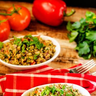 Quinoa Protein Power Bowl.
