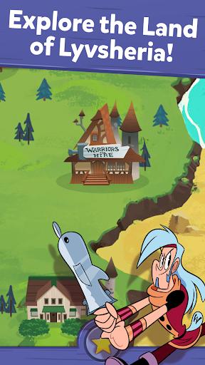 MagiMobile – Mighty Magiswords screenshot 16