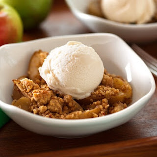 Pear and Apple Crumble Recipe