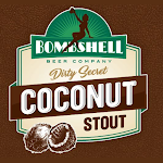 Bombshell Beer Dirty Secret Coconut Stout