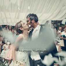 Wedding photographer Morgan Marinoni (morganmarinoni). Photo of 21.10.2017