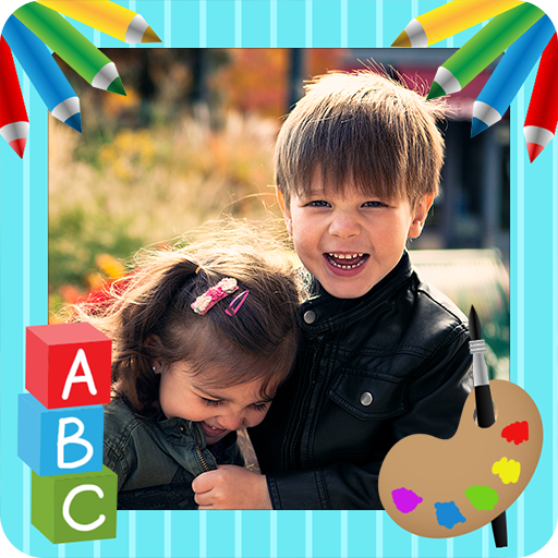 儿童相框 攝影 App LOGO-硬是要APP