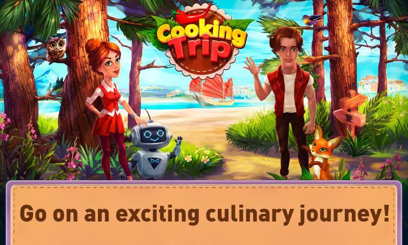 Cooking Trip Screenshot 0