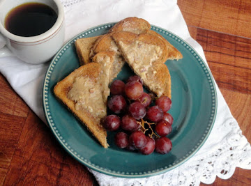 Toasted Southern Pe-can Brown Sugar Butter Recipe