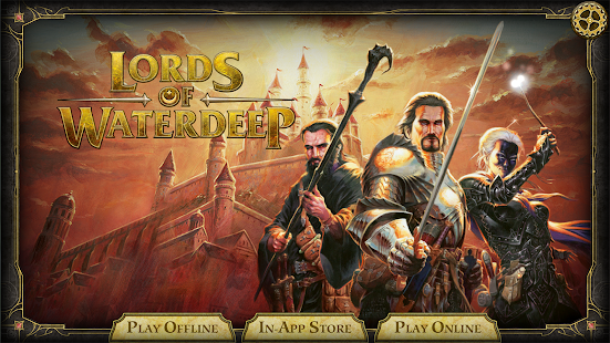 D&D Lords of Waterdeep - náhled