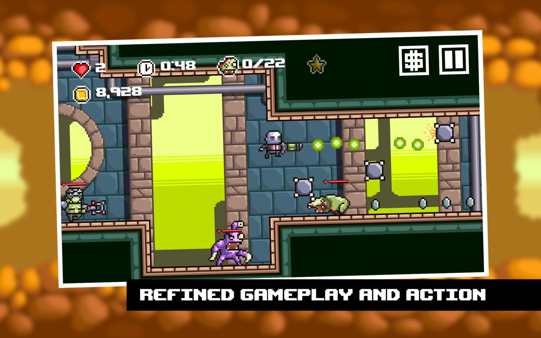 Random Heroes 3 screenshot #6