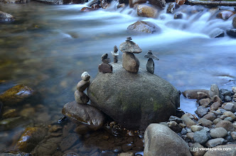 Photo: Rock art at Fort Dummer State Park