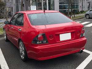 アルテッツァ SXE10 中期 RS200Lエディション 14年式のカスタム事例画像 カヲルさんの2020年04月02日23:31の投稿